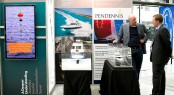 The prestigious UK shipyard Pendennis attending the showcase