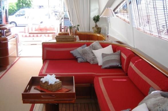 Yacht SOAN -  Salon Seating