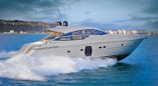 Pershing 64 yacht