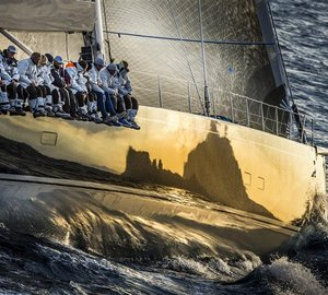2012 Rolex Volcano Race: Awards for Jethou yacht and Nilaya superyacht