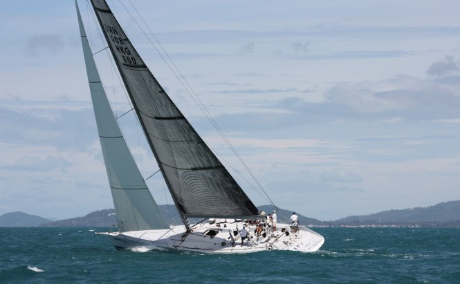 11th Samui Regatta, May 26-June 2, 2012