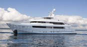 151ft luxury motor yacht Monarch by Delta Marine