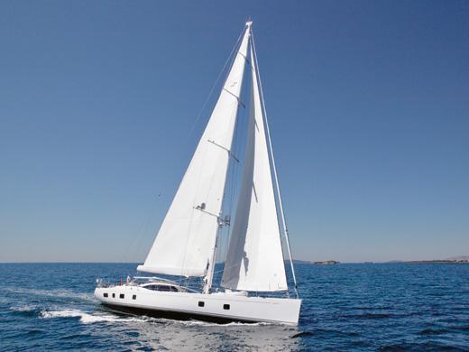 30.8m superyacht Sarafin by Oyster Marine/RMK Marine