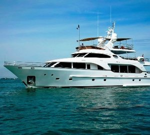 30m Benetti Tradition charter yacht Quid Pro Quo presents Yacht Carbon Offset