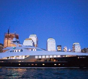 Mel Interiors, now Superyacht Interiors Mallorca working on the 44.5m Heesen 4400 charter yacht BLISS