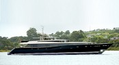 47m luxury motor yacht Loretta Anne by Alloy Yachts
