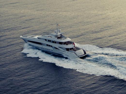50m Satori superyacht by Heesen Yachts