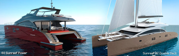 60 Sunreef Power yacht and superyacht Sunreef 82 DD