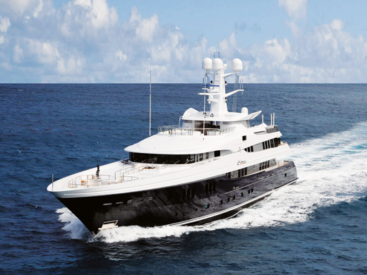 60m superyacht Kaiser by Abeking & Rasmussen