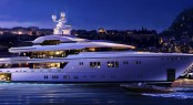 63m motor yacht Hull 632 by Sunrise Yachts