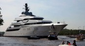 77.7m Feadship luxury motor yacht Tango