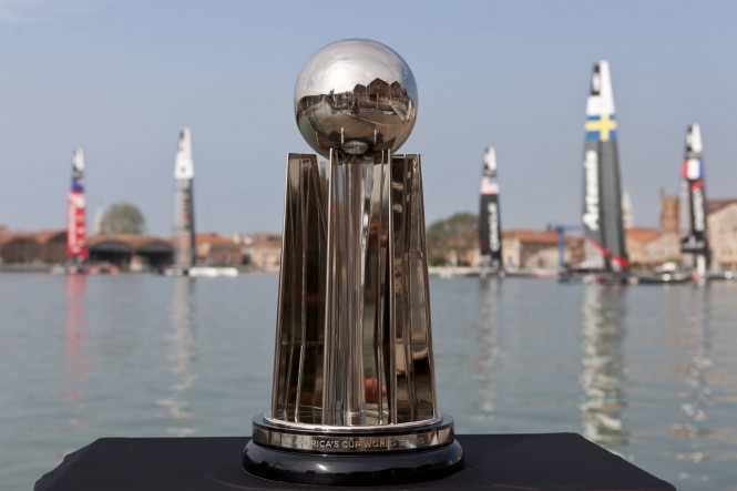 ACWS Trophy © ACEA 2012/ Photo Gilles Martin-Raget