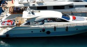 Aicon 72 charter yacht JR