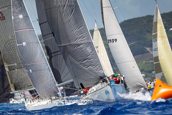 Antigua Sailing Week 2012 Credit P. Wyeth/pwpictures.com