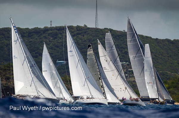 Antigua Sailing Week 2012 Day 4