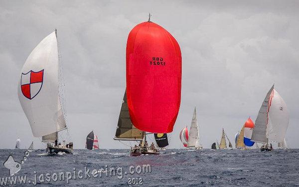 Antigua Sailing Week 2012