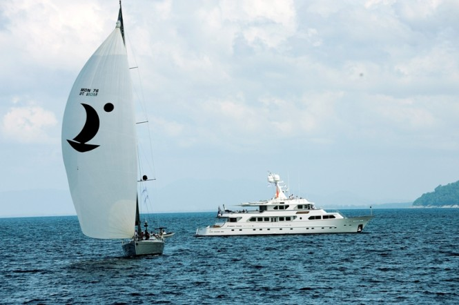 Asia Superyacht Rendezvous Sailing Race