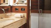 Azimut Grande 105 superyacht Bathroom