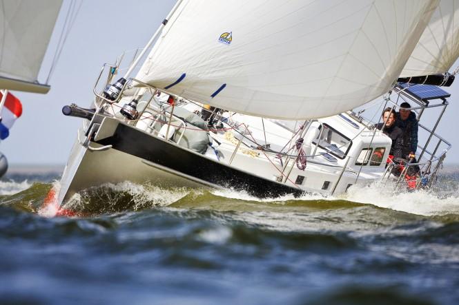 Bestevaer 45ST luxury yacht Africa