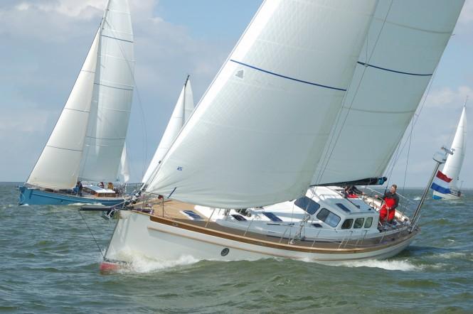 Bestevaer 56ST sailing yacht HannaH
