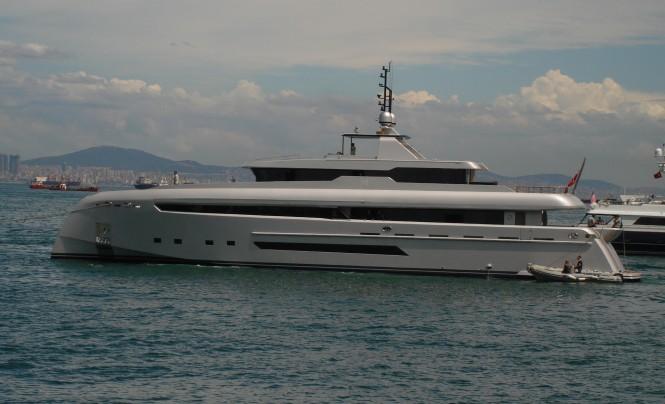 Bilgin 132 superyacht by Bilgin Yachts