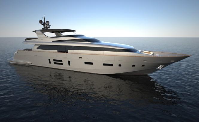 Canados 120 Superyacht