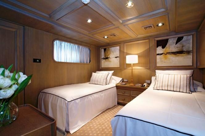 Charter yacht Daniella -  Twin