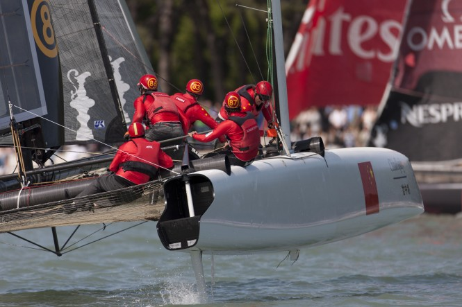 Venice Ac World Series Day 3 © ACEA 2012/ Photo Gilles Martin-Raget