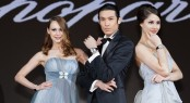 Chopard model show