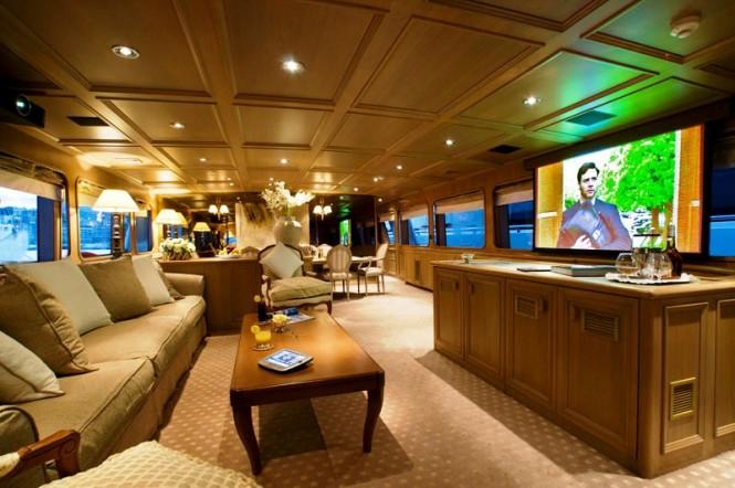 Daniella superyacht -  Salon