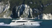 Ferretti Custom Line 112 motor yacht NEXT