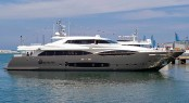 Third Custom Line 124´ superyacht
