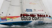 Gold Coast Australia in the Clipper 11-12 Round the World Yacht Race