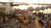 Guests at the 2011 Eastern Mediterranean Yacht Rally event enjoyed the hospitality at Karpaz Gate Marina