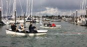 Hamble Point Boat Show presented plenty of activities of visitors