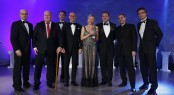 Heesen Yachts at the World Superyacht Awards 2012 with Neptune Trophy