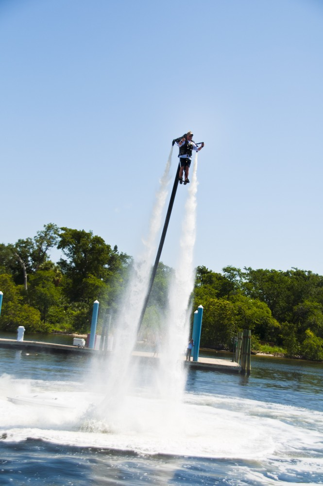 Jet Lev in action