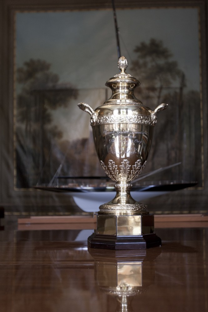 The King's Hundred Guinea Cup Trophy