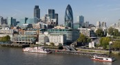 London - the hottest superyacht destination of 2012