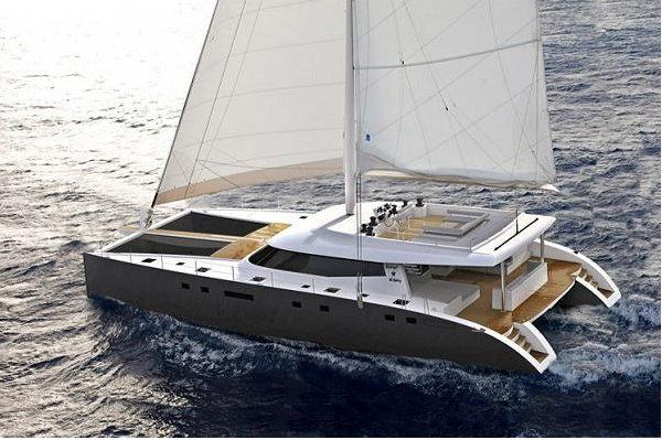 Luxury Catamaran Yacht Sunreef 80 By Yachts