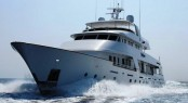 Luxury yacht DAY DREAM - Underway