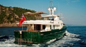 Motor Yacht GRAND CRU III - Stern