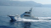 Motor Yacht Golden Osprey - 98ft yacht by Knight and Carver