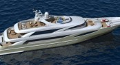 Motor yacht LIBERTY by ISA