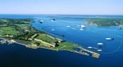 Newport AC World Series - Newport´s map © Onne van der Wal/Panoramic