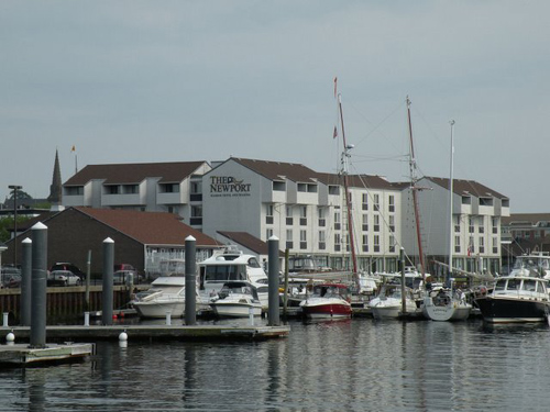 Newport Harbor Hotel in Newport, Rhode Island to host 2012 Sailing Industry Conference