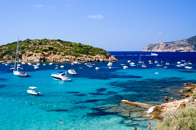 One of the best Spanish yacht charter destinations - Palma de Mallorca