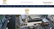 Perini Navi Website