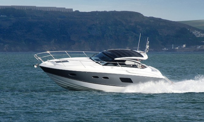 Princess V39 Yacht