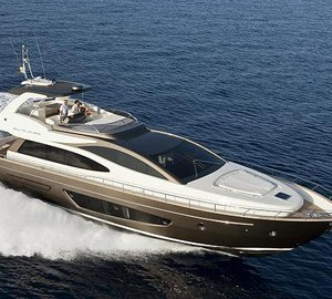"Riva 75' motor yacht Venere Super receives the ""Best Production Motor Yacht"" award"